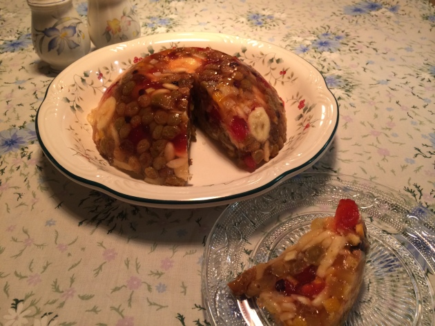 photo 2 - slice of pudding